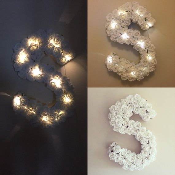 Marquee Letters For Floating Pool Decoration