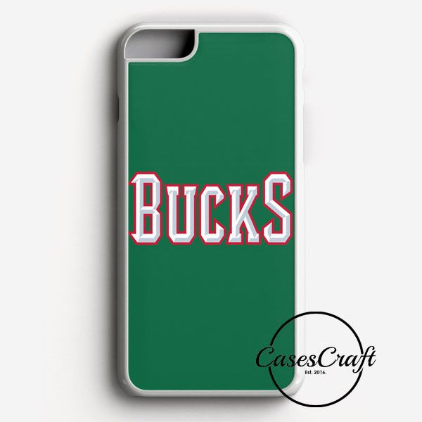 Nba Dc Bucks Logo Head iPhone 7 Plus Case | casescraft