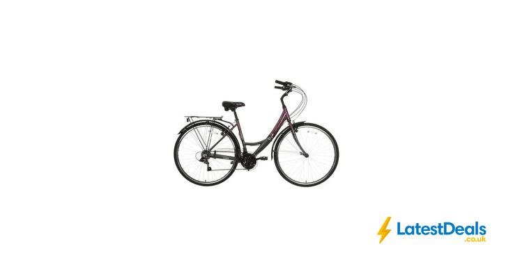 "Apollo Elyse Womens Hybrid Bike - 16"", 18"" Frames Free C&C, £170 at Halfords"
