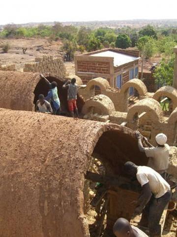 La Voûte Nubienne | SOLIDARITE-AFRIQUE.lu a.s.b.l.