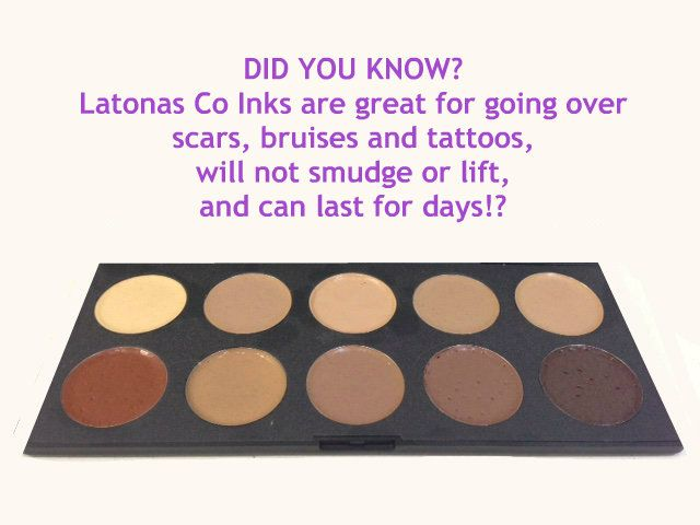 Did You Know? https://latonasmakeup.com.au/products/Co-Inks/21