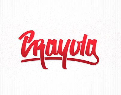 """Check out new work on my @Behance portfolio: """"Crayola lettering"""" http://be.net/gallery/44597279/Crayola-lettering"""