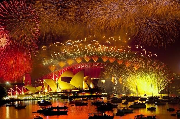 New Year's Eve 2016-2017 Live Streaming Fireworks Shows