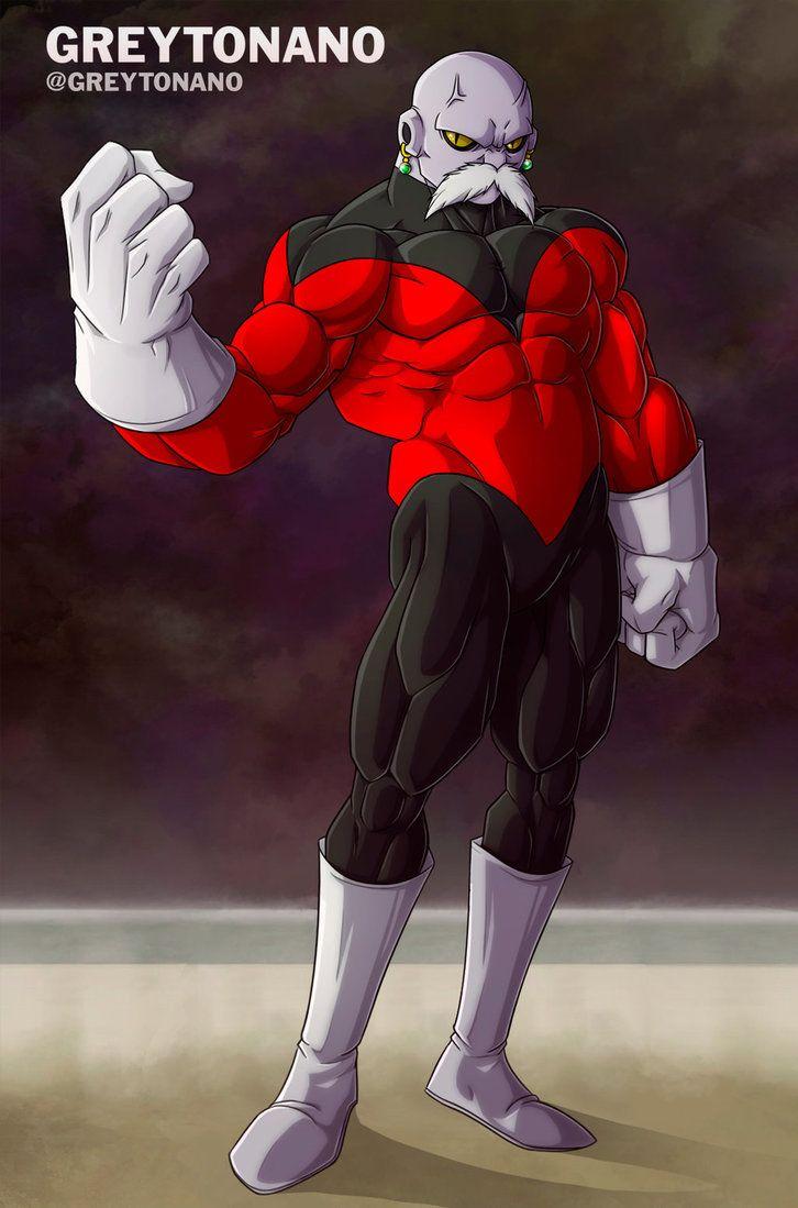 Jirppo V2 By Greytonano Anime Dragon Ball Dragon Ball Super Goku Dragon Ball Art