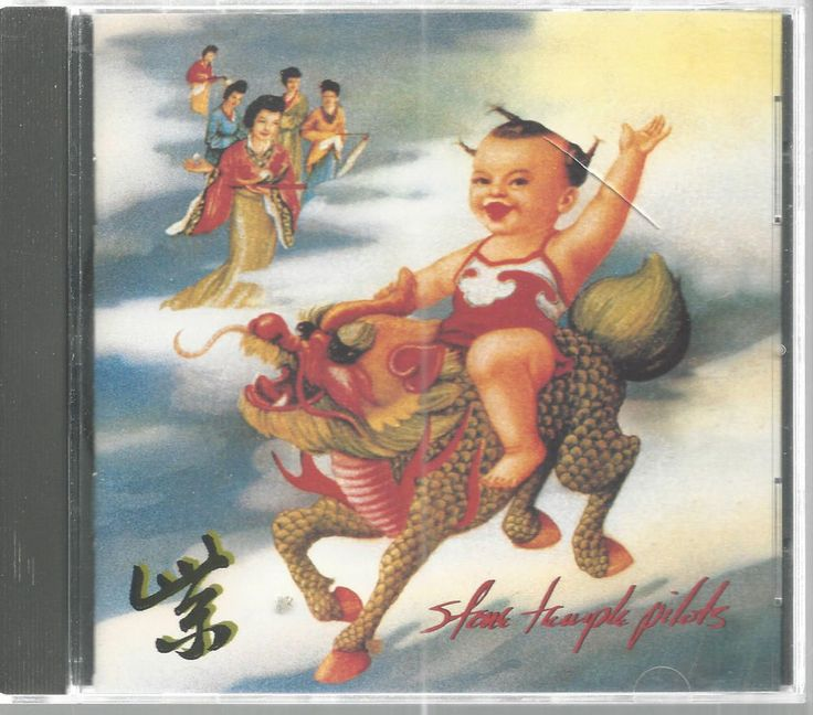 Stone Temple Pilots 12 Gracious Melodies CD Atlantic Recording 1994 #PopRock