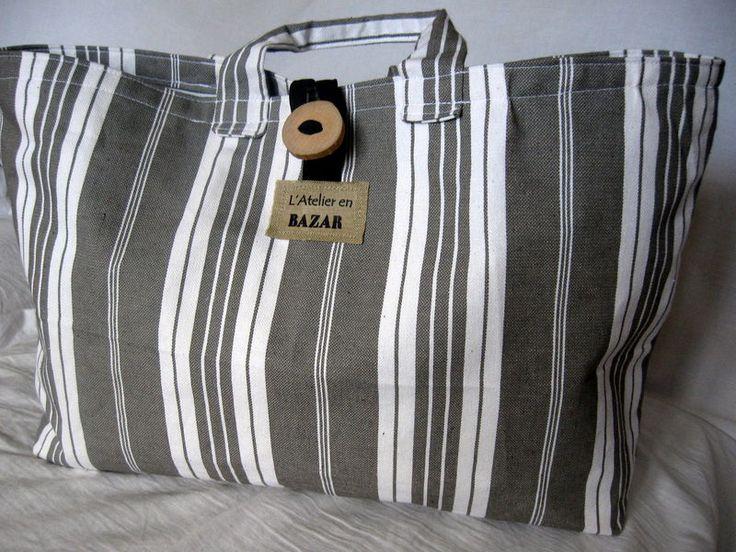 sac toile à matelas-coutil                                                                                                                                                                                 Plus