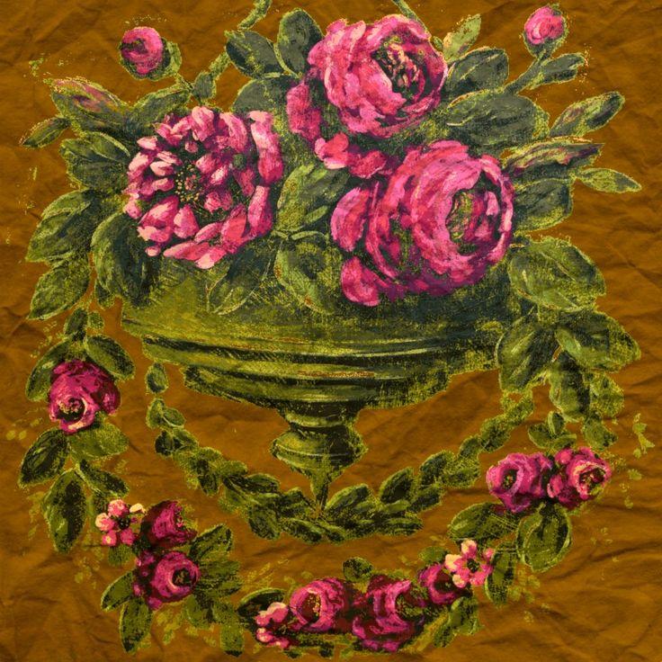 Floral painting  Jennifer Lanne
