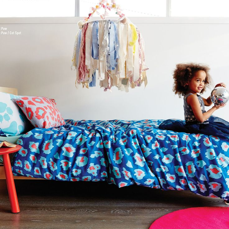 Goosebumps Bedding available at www.littleredchick.com.au #kidsbedrooms #stylemyroom