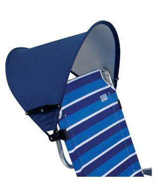 Rio Brand My Canopy Beach Chair Accessory