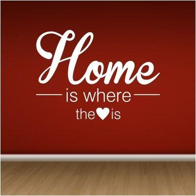 """Stickers Murali   Adesivi Murali La nostra casa.  Adesivo murale di alta qualità con pellicola opaca di facile installazione. Lo sticker si può applicare su qualsiasi superficie liscia: muro, vetro, legno e plastica.  L'adesivo murale """"La nostra casa"""" è ideale per decorare l'ingresso della vostra splendida casa."""