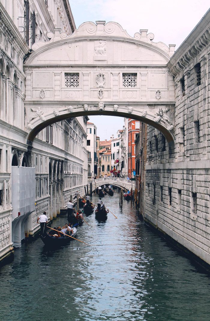 Best Love Quotes — 10 Must Travel Places in Venice