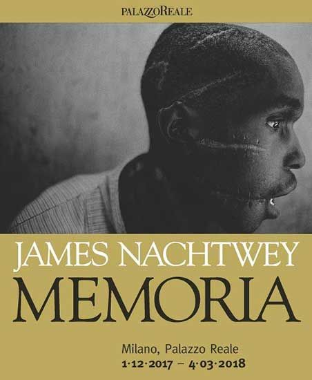 Un commento alla mostra sul fotoreporter di guerra James Nachtwey a Milano sino al 4 aprile 2018