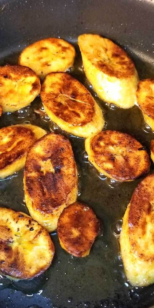 Recipe for Sweet Fried Plantains | Recipe | Sweet fried ...