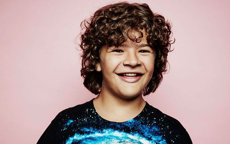 """This young star of 'Stranger Things' is helping fans who have the same birth defect he does! Gaten Matarazzo, who plays Dustin in the hit series on Netflix, has cleidocranial dysplasia. The rare genetic condition affects his bones and teeth. In the show, character Dustin is quoted saying; """"I've told you a million times, my …"""