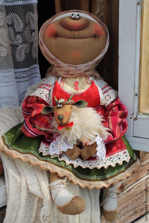Кормилица моя! - примитив,примитивная кукла,примитивы,текстильная кукла