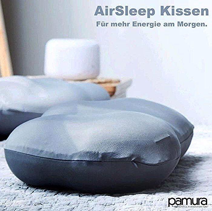 Schlafstorungen Und Mudigkeit Gehoren Mit Dem Airsleep Kissen