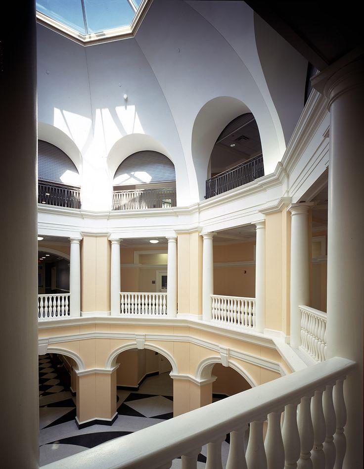 Allan Greenberg; Gore Hall, University of Delaware (New Construction); Newark, Delaware, 1998.