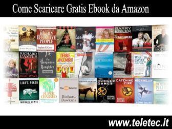 Piccolo Trucco per Scaricare Gratis Ebook su Amazon