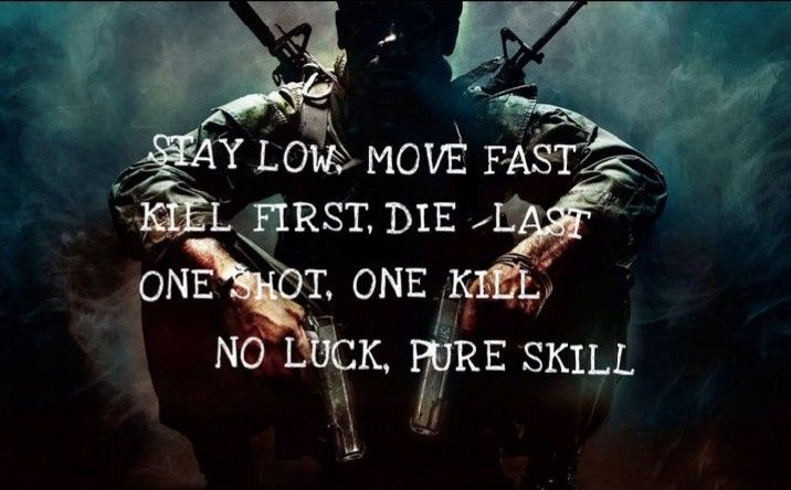 Para Sf Gamer Quotes Badass Quotes Skills Quote