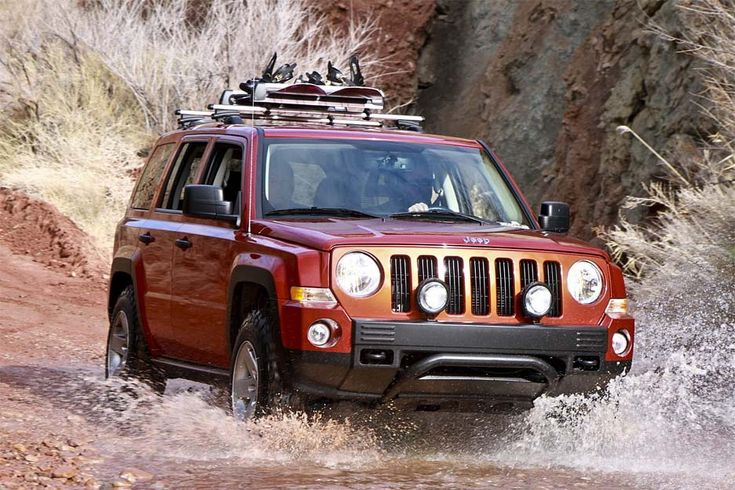 Jeep Patriot Lift Kit
