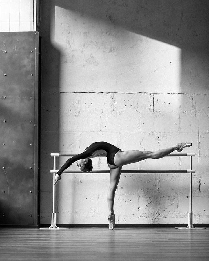 Les expressions d'émotions par la ballerine Olga Kuraeva - 2Tout2Rien