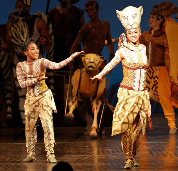 young nala costume stage - Google Search
