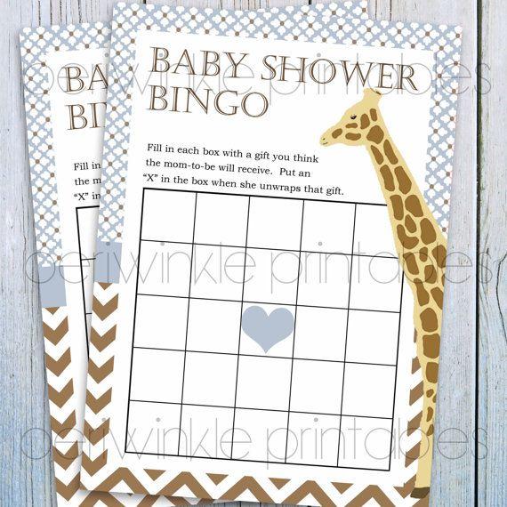 baby shower giraffe baby shower for