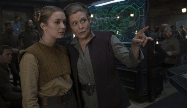 La hija de Carrie Fisher pudo haber sido la nueva protagonista de Star Wars