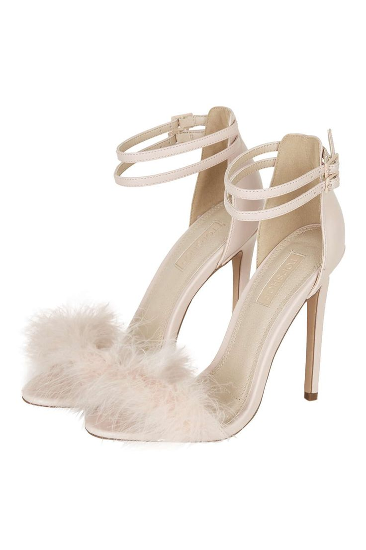 REESE Feather Sandals