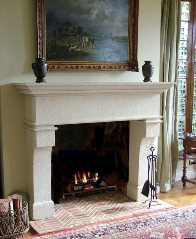 16 Best French Provincial Style Fireplaces Images On