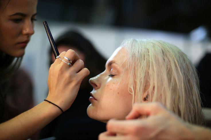 Kahlo Australian Fashion Week Beauty, 2014 MBFWA