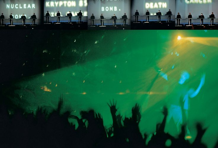 Kraftwerk, BDO, 2003.