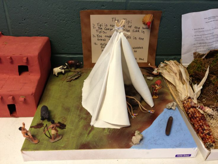 Native American project Mary