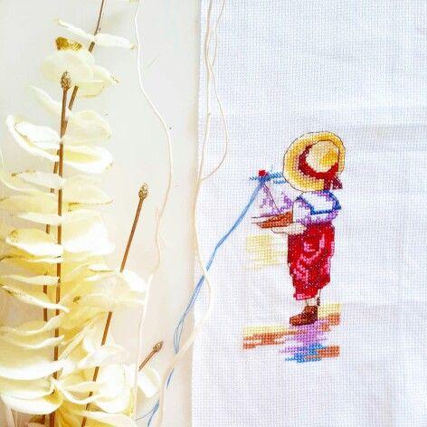 Cross stitch / carpi isi