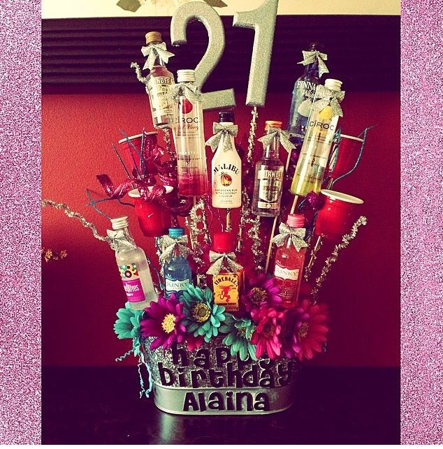 15 Must-see Alcohol Bouquet Pins