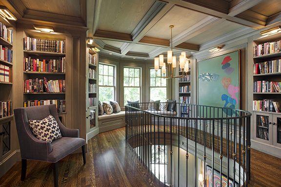 Design byLiz Caan Interiors.