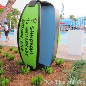 The Art of Disney Animation Hotel Review via @Field Trips with Sue