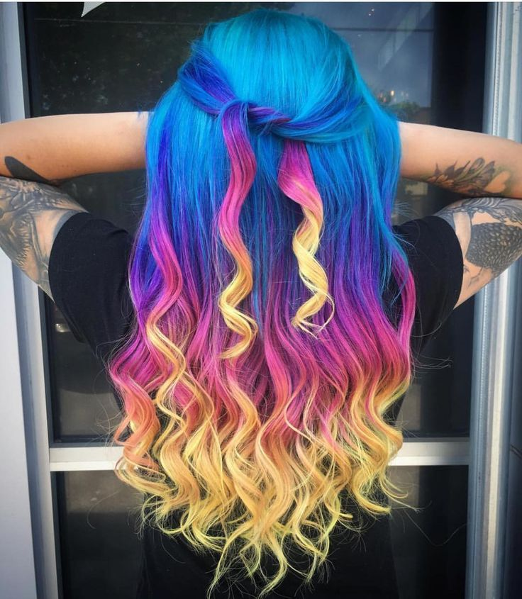 "12k Likes, 81 Comments – Pulp Riot Hair Color (Pulp Riot Hair) on Instagram: ""… – #12k #co… – Haarfarben Ideen"
