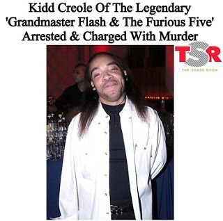 Kid Creole Net Worth  Kid Creole's net worth is $500000. He's the founding member of Grandmaster Flash and the Furious Five one of Sugar Hill Records' most popular groups of all-time. The 57-year-old was arrested for the murder of a homeless man. The man was stabbed to death. Law enforcement sources explain that the rapper stabbed the man twice in his chest and once in his head.  The incident occurred on Tuesday August 1 2017 in midtown Manhattan. The BoomBox reports that the victim was a…