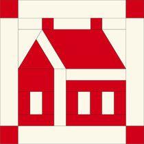 • HÄUSER - English Paper Piecing mit Claudia Schmidt