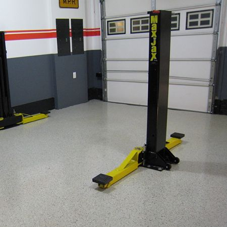 17 best images about epoxy flooring on pinterest garage for Garage square foot cost