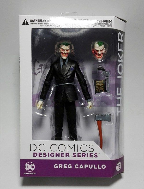 DC COMICS Designer Series DC Collectibles Batman The Joker by Greg Capullo PVC Action Figure Collectible Model Toy 16cm KT3142 //Price: $34.99 & Always FREE Shipping World Wide//     A Fan's Must Have     DESCRIPTION The Name: Commodity material:PVC Condition:100% NEW Size: Approx 16cm Package:packed in  Box      https://www.shopshopship.com/product/dc-comics-designer-series-dc-collectibles-batman-the-joker-by-greg-capullo-pvc-action-figure-collectible-model-toy-16cm-kt3142