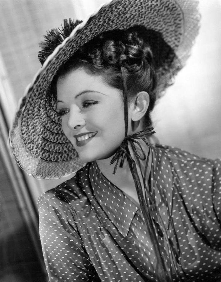 Myrna Loy 1939