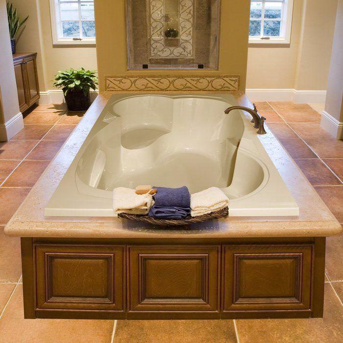 Makyla 75 X 48 Whirlpool Bathtub Shower Remodel Hydro Systems