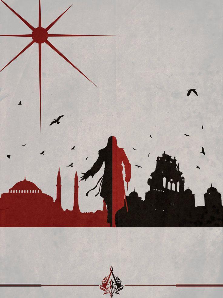 Assassin's Creed: Revelations by Noble--6.deviantart.com on @DeviantArt