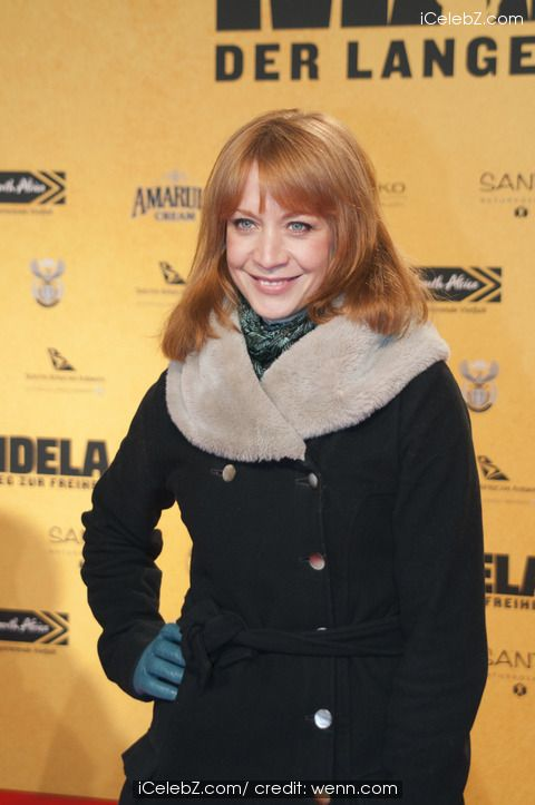 Annika Ernst   German premiere of 'Mandela: Long Walk to Freedom' held at Zoo-Palast http://www.icelebz.com/events/german_premiere_of_mandela_long_walk_to_freedom_held_at_zoo-palast/photo3.html