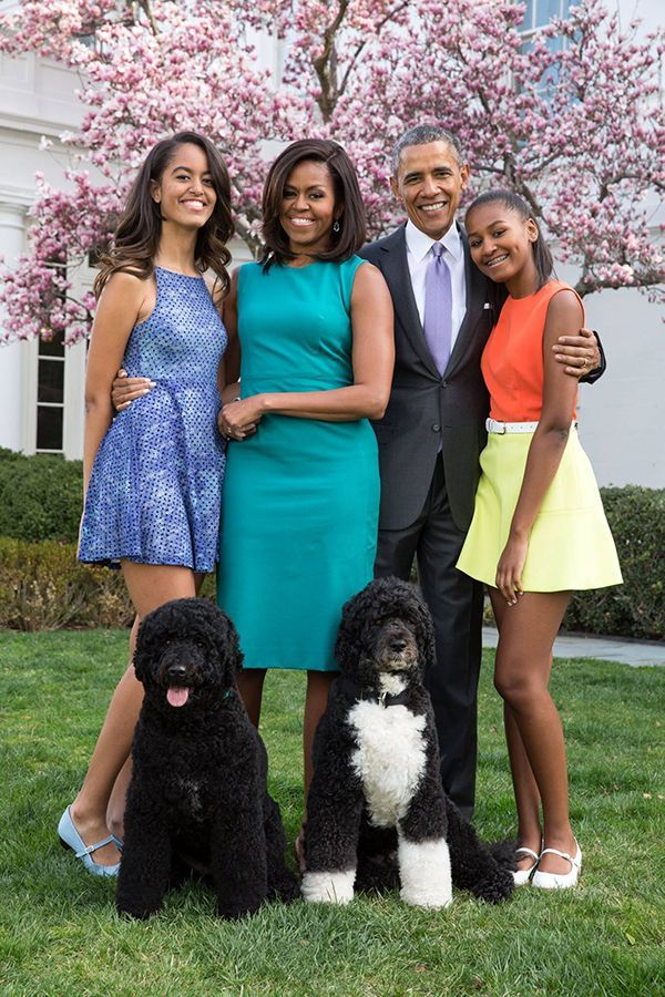 Malia Obama's Easter dress is actually super affordable (and will almost definitely sell out now)