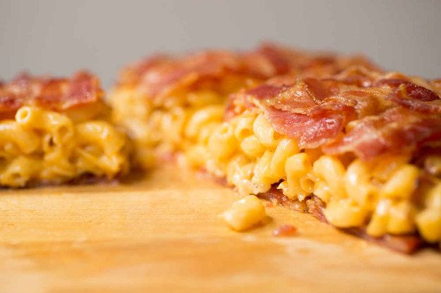 Excuse me while I wipe away the tears. | This Bacon Mac And Cheese Quesadilla Is Your New God
