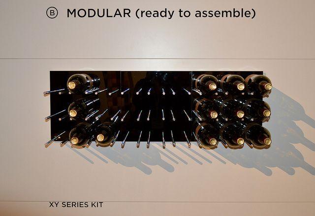IDSWest 2013, #IDSWest, #IDSWEST2013, Modular, Ready to Assemble, XY Series, Wine Cellar, Modern, Design, Vin de Garde