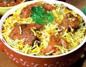 Arabic Food Recipes: Saudi Chicken Biryani Recipe
